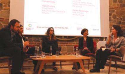 KUSIF'ten Sosyal Girişimciler için 1 Proje, 1 Konferans