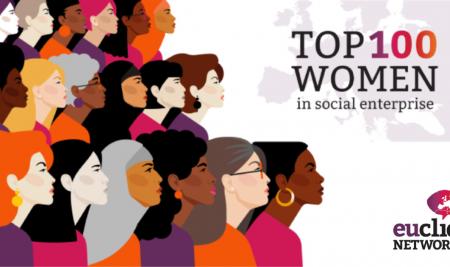 EuclidNetwork'ün sosyal girişimcilik dünyasındaki en iyi 100 kadın listesinde KUSIF yönetici direktörü Dr. Gonca Ongan da var!